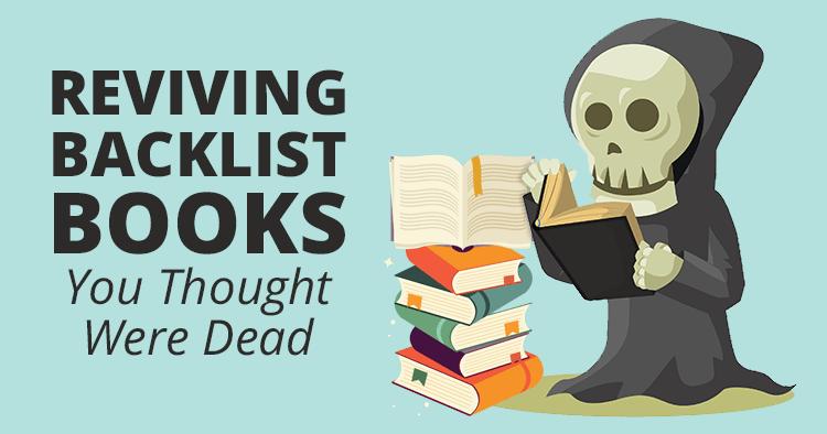 Reviving Backlist Books Feature Image