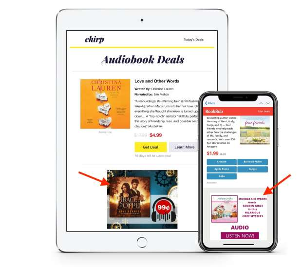 Chirp audiobook deals