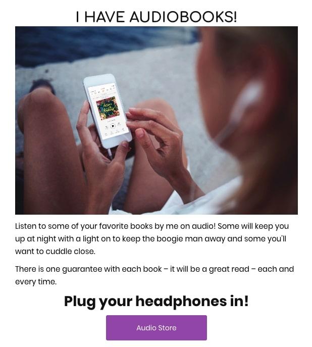 Dale Mayer's audiobook newsletter