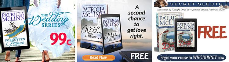 Patricia McLin bookbub ad creative