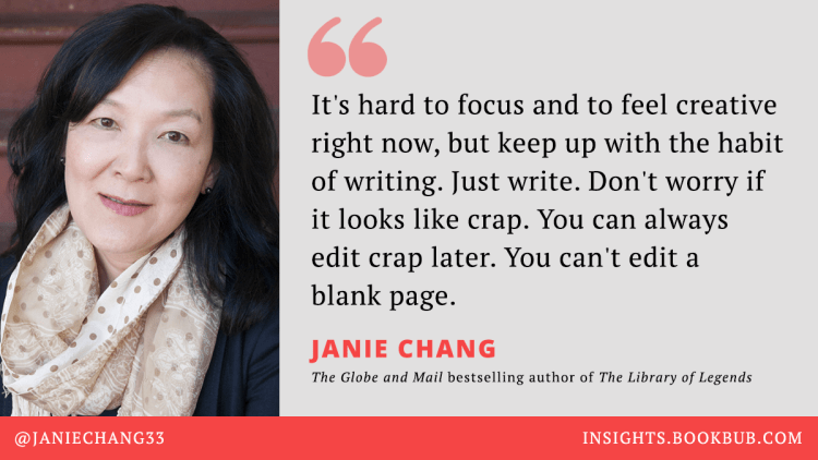 Janie Chang Quote