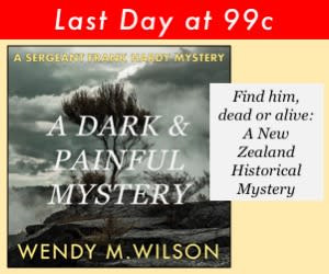 A Dark & Painful Mystery Audiobook Ad