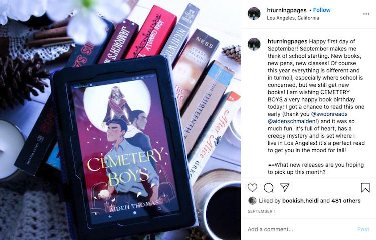 Interesting Surface Bookstagram 3