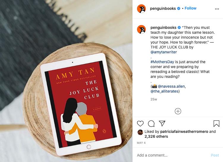 Interesting Surface Bookstagram