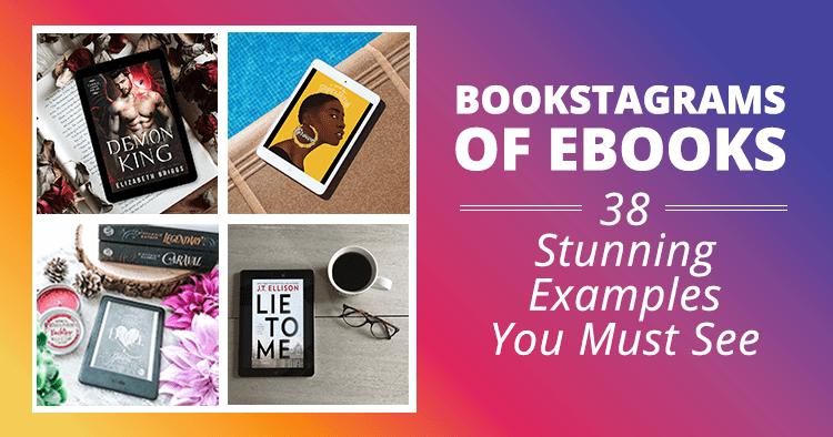 Bookstagrams of Ebooks