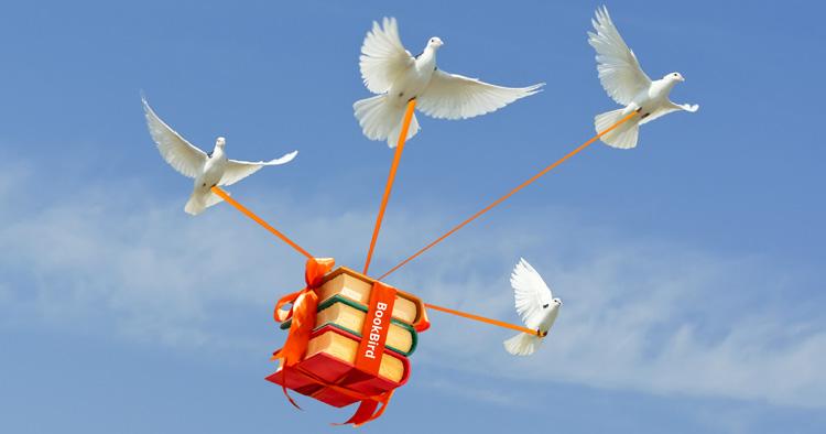 BookBird Doves