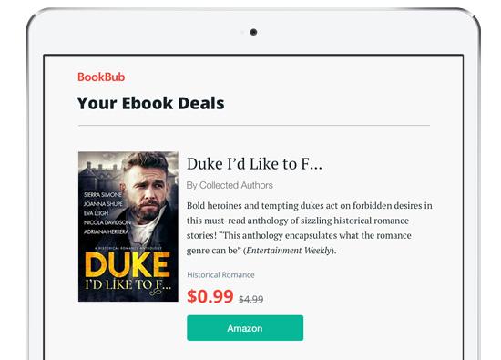 Multi-Author BookBub Featured Deal