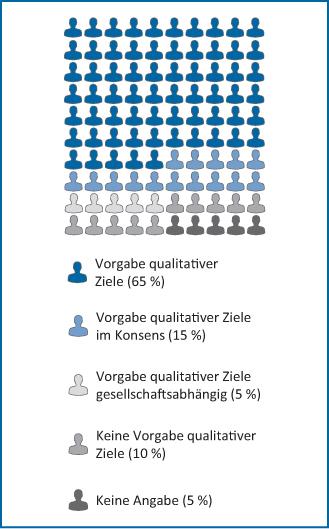 Abb 4: Vorgabe qualitativer Ziele durch Konzern-CFO.
