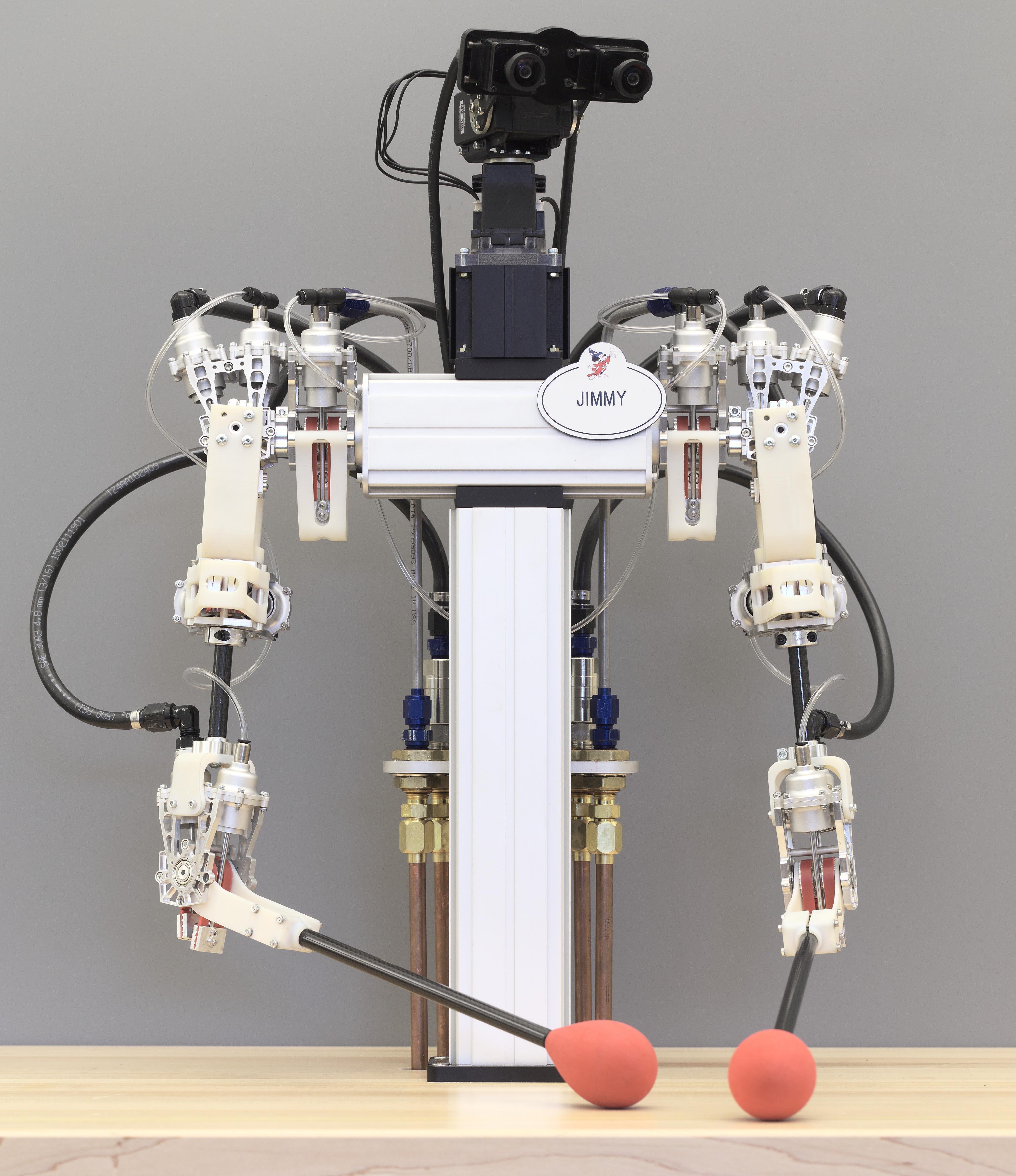 Breakthrough Robot Designs That Tap Fluid Power