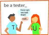 Agile QA is a tester