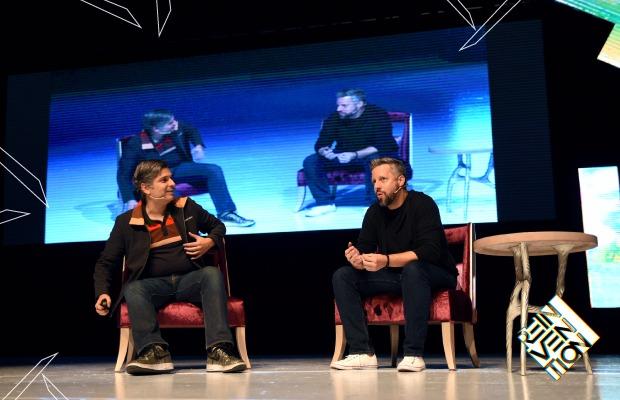 Anselmo Ramos y Fernando Machado - reinvention 2017