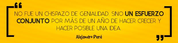 Quote 002 de Alejandro Peré: primer jurado confirmado de Lux Awards