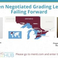Top Ten Negotiated Grading Lessons: Failing Forward