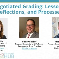 Negotiated Grading - Lessons, Reflections, and Processes TESS 2020