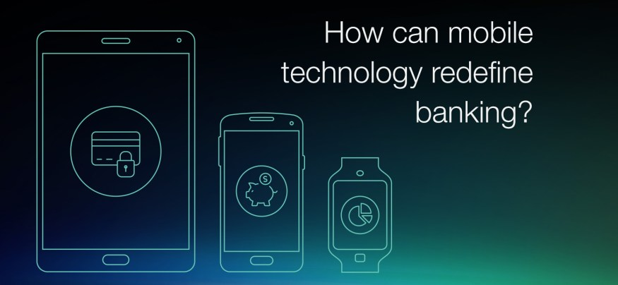 How can mobile technology redefine banking?