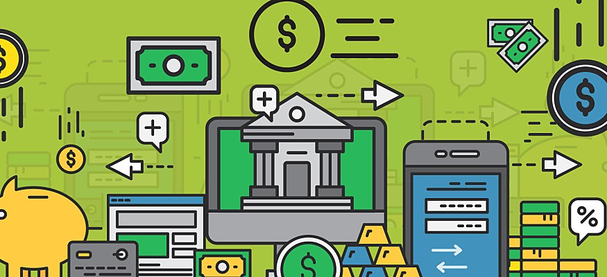 Blockchain and disintermediation are changing the face of financial services.