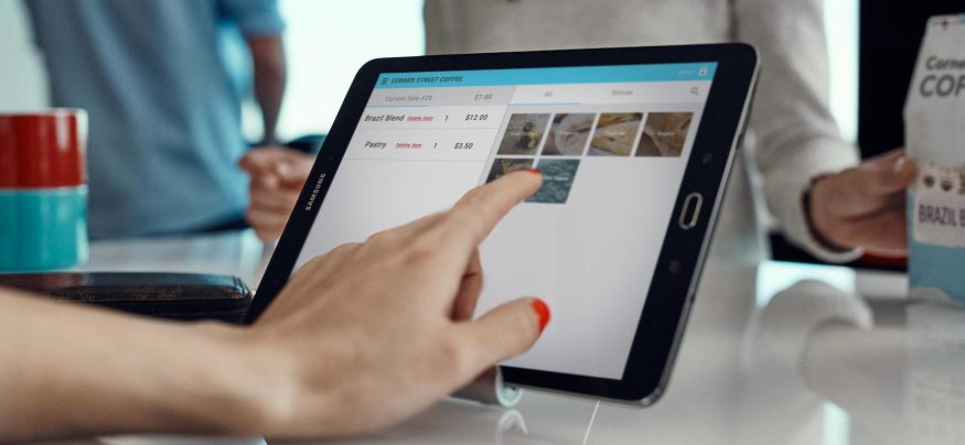 Business tablets can help boost after-sale support for customers, giving them a more complete end-to-end experience.