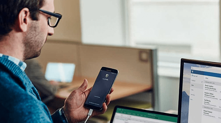 Samsung Knox provides the data security and protection needed for a more secure world.