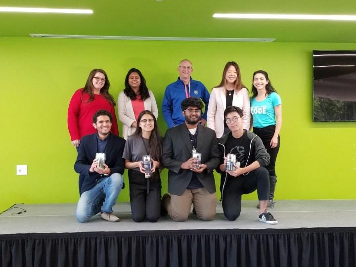 Samsung Hackathon winners