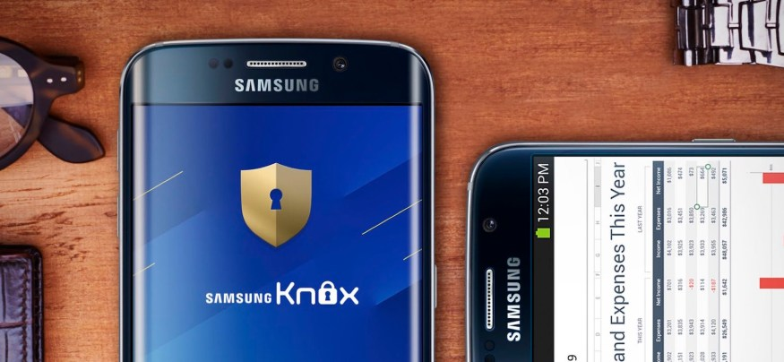 """Samsung KNOX Receives the Most """"Strong"""" Ratings of Any Platform in Gartner Mobile Security"""
