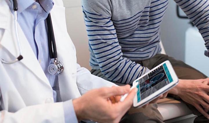 Technology tools, from mobile devices to digital signage, are increasingly critical parts of the hospital patience experience.