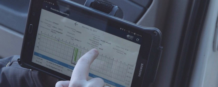 Thumbnail for: Magellan's Navigation and Telematics Solution Makes ELD Compliance Easy