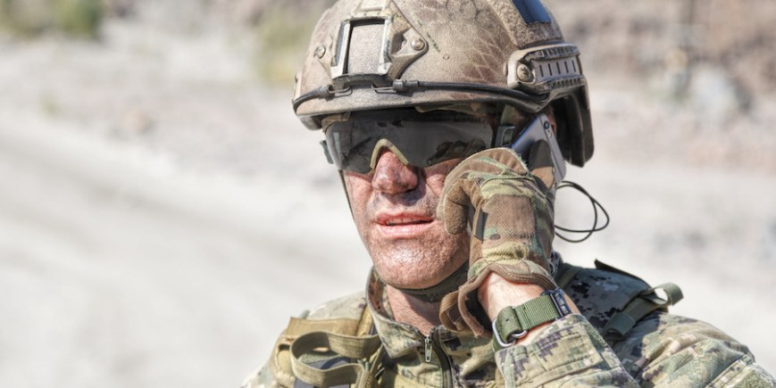 Thumbnail for: Government and Industry Meet to Transform Tactical Operations