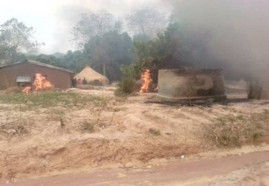 300 houses burnt in fresh Jukun/Tiv crisis