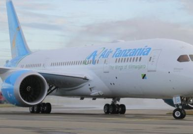 South Africa seizes Air Tanzania plane in Johannesburg