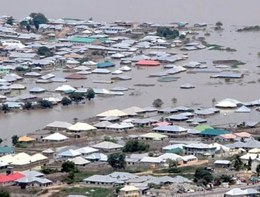 Flood submerges over 150 communities in Kogi State