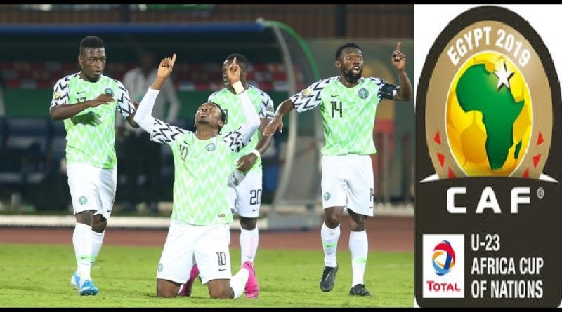 Zambia U23 1-3 Nigeria U23: Olympic Eagles revive Tokyo dreams with victory against Chipolopolo