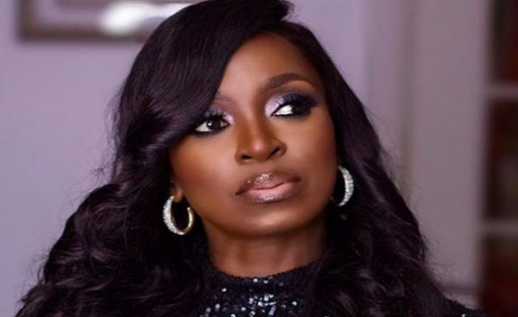"Video: ""We never learn""- Kate Henshaw reacts to video of Nigerians scooping diesel from a collapsed tanker"
