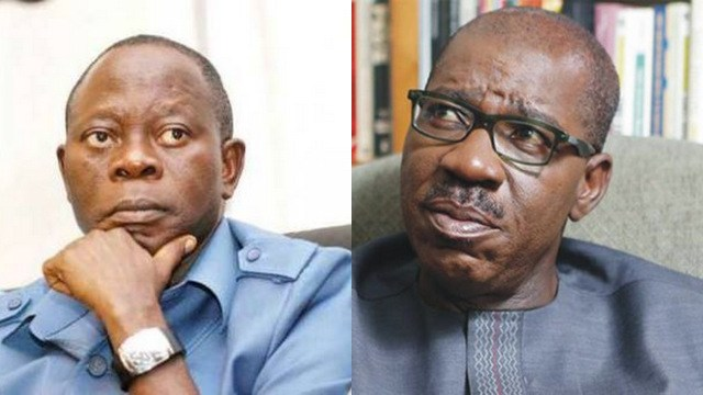 Oshiomhole wanted to remove me – Obaseki
