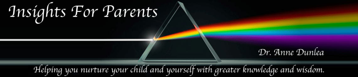 Insights For Parents banner