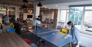 How much space do you need for a ping pong table?
