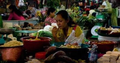 Sanur market