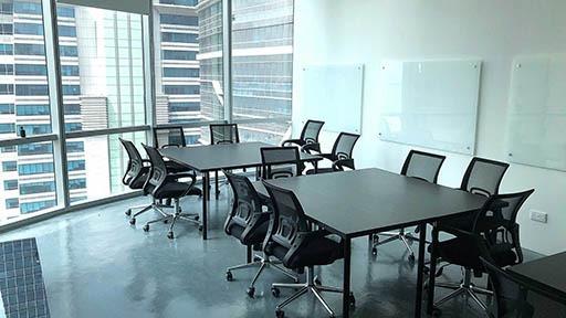 Common ground meeting room