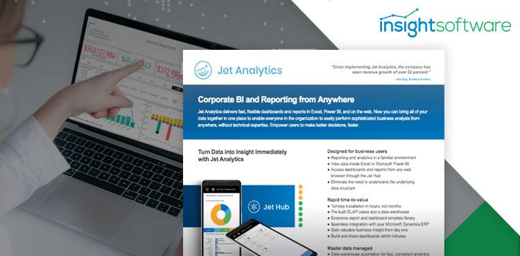 Jet Analytics Jet Resource D365 Finance And Ops
