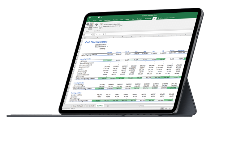 Cut Reporting Time And Costs 2