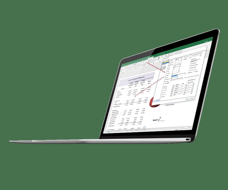 Epicor – Reportbuilding