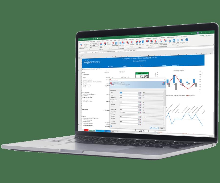 SAP ECC and S/4HANA Reporting Software