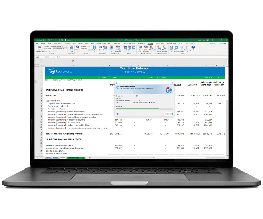 SAP ECC and S/4HANA Real-Time Reporting