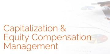 0016 Whitepaper Capitalization & Equity Compensation Management