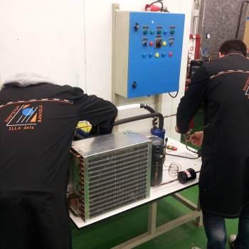 Instal·lacions frigorífiques de climatització
