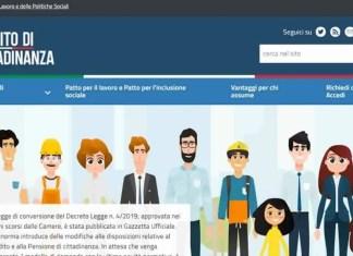 www.redditodicittadinanza.gov.it - Domanda online per il Reddito di Cittadinanza