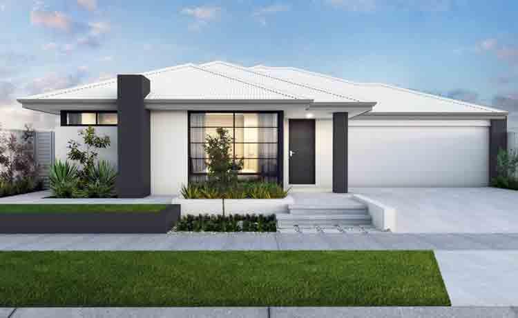 60 Model Rumah Minimalis Modern Sederhana Dan Idaman
