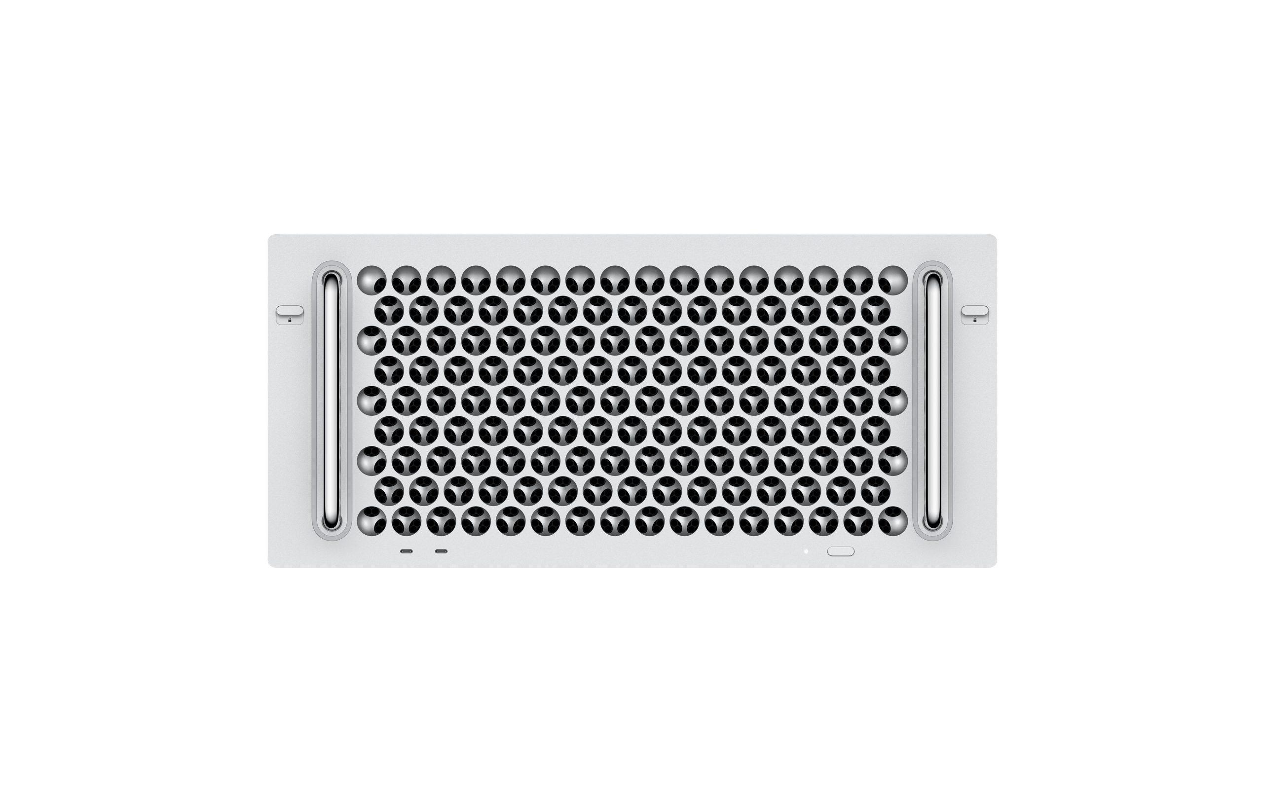 Plantão do Mac Pro Rackmount