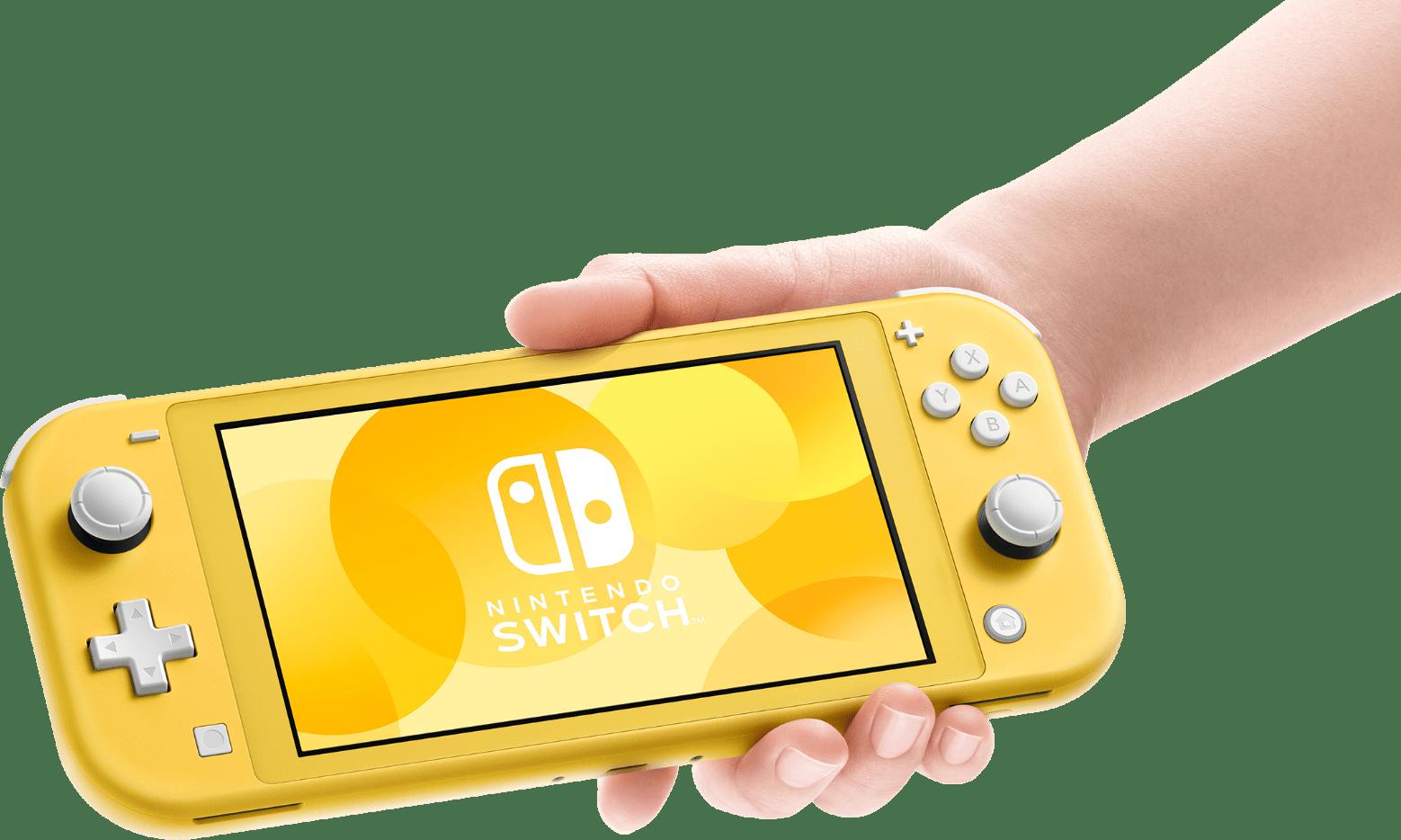 Nintendo Switch Lite passa na Anatel