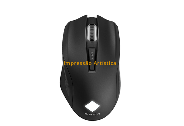 Omen Vector Wireless Mouse: um mouse gamer da HP