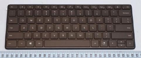 O nem tão simpático teclado Bluetooth® da Microsoft